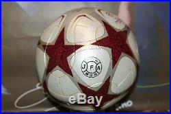 Adidas UEFA Champions League 2008/09 Final/Finale Rome ball Europass/Terrapass