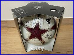 Adidas UEFA Champions League 2009 Finale Final ROME Official Match Ball OMB