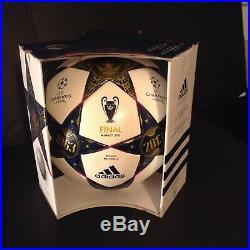 Adidas UEFA Champions League Final WEMBLEY 2013 Official Match Ball size 5