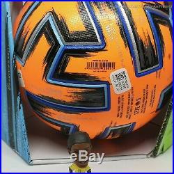 Adidas UNIFORIA PRO Euro2020 Official Match Ball OMB size 5 FH7360, winter, w box