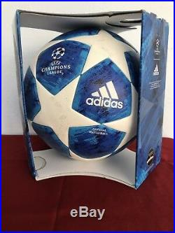 Adidas Uefa Champions League 2018/19 Official Soccer Match Ball With Box