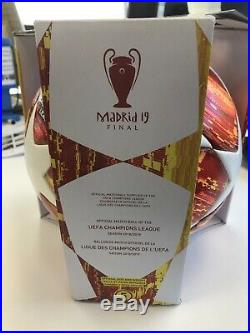 Adidas Uefa Champions League Final 2019 Official Match Ball Authentic