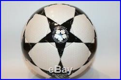 Adidas Uefa Champions League Finale 2 2001/02 Adidas Match Ball New Omb Ball