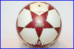 Adidas Uefa Champions League Finale 4 2003-2004 Adidas Match Ball New Boxed Omb