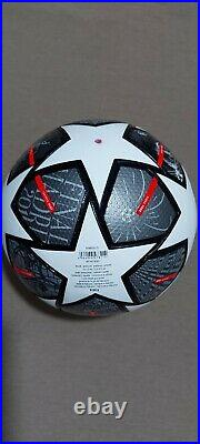Adidas Uefa Champions League Istanbul Final 21 Fifa Official Match Ball Size 5