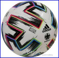 Adidas Uniforia EM EURO 2020 Profi Matchball Spielball FH7362 + Geschenkbox WOW