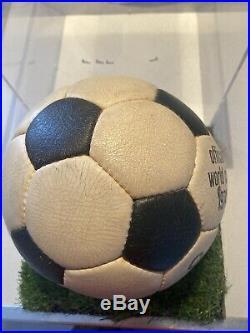 Adidas Vintage Telstar Durlast 1974 WORDL Cup Official Match Ball