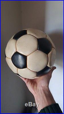 Adidas Vintage Telstar Official Match Ball World Cup 1974 Tango France Rare