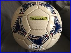 Adidas World Cup 1998 France Tricolore Match Soccer ball Size 5 Zidane