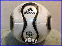 Adidas World Cup 2006 Germany Teamgeist Match Soccer ball Size 5 Italy