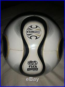 Adidas World Cup 2006 Germany Teamgeist Match Soccer ball Size 5 Original