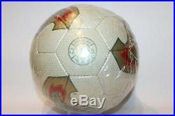 Adidas World Cup Fevernova Official match Ball 2002 FIFA Football Korea/Japan