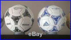 Adidas World Cup Historical Mini Football Set / Collection (12 Balls 1970-2014)