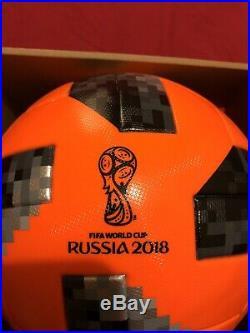 Adidas World Cup Telstar 18 Official Winter Match Ball