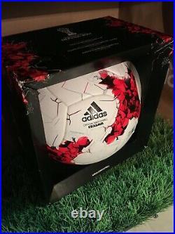 Adidas ball Confederations Cup OMB Krasava Football Soccer Ball AZ3183 size 5