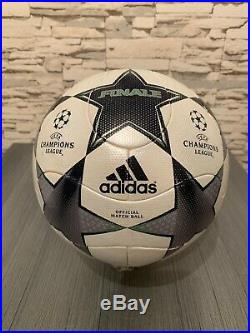 Adidas champions league official match ball 2008 Finale