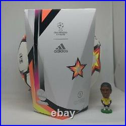 Adidas football Champions League 2021-22 soccer ball GU0214, size 5, with box