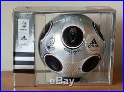 Adidas football ball Rare Europass Gloria