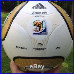 Adidas jabulani Final Official Math Ball with imprint no teamgeist jobulani