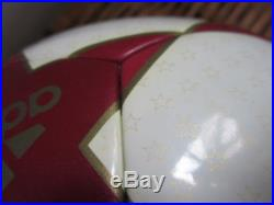 Adidas matchball ball OMB Finale 4 CL Champions League 04/05 unbenutzt