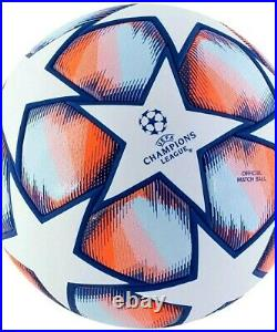 Adidas new champions league official match ball 2021 Fifa Approved size 5