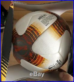 Adidas official match ball Europa League