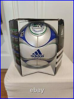 Adidas teamgeist 2 MLS 2008 official match ball