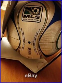 Adidas teamgeist 2 official match ball of MLS 2008-2009