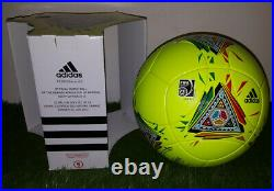 BNIBWT Adidas Katlego Official Match Ball Cup of Nations 2013 Electricity Z24995
