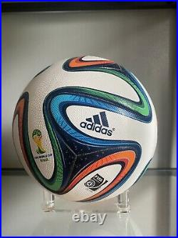 BNIB Adidas Brazuca FIFA World Cup 2014 Official Match Ball G73617 RARE