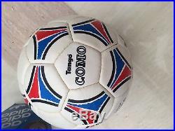 B New Adidas Tango Como Match Ball Super Rare Azteca Vintage FIFA Boxed OMB
