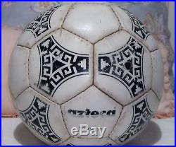 Balon Adidas Azteca Mexico 1986 elast, world cup, tango