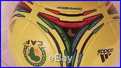 Balon Adidas Comoequa Matchball CAF Africa Cup 2012 Gabon OMB