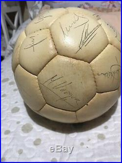 Balon Adidas Inter 1976/1978. Elast, Durlast, Tango, Finale World Cup Mexico