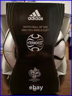 Balon Adidas Teamgeist world cup 2006 Oficial Match Ball Official Matchball