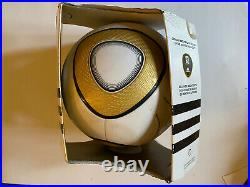 Boxed South Africa World Cup 2010 Jabulani Official Match Football