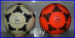 Coppia di palloni Adidas Tango 1982 Made in Spain (no Telstar no Azteca)