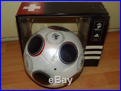 EM Fussball 2008 Europass matchball von Adidas