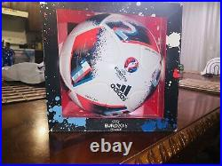 EURO 2016 Official Authentic Adidas Match Ball (FRANCE)