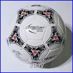EURO CUP match ball set 1984-2008 adidas Tango Etrusco Questra Roteiro Europass