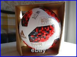 FIFA 2018 SEMI FINAL Ball CROATIA ENGLAND 100% ORIGINAL ADIDAS MECHTA TELSTAR