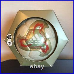 FIFA World Cup 2002 Official Match Ball Adidas Fevernova Football Soccer