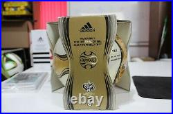 FIFA World Cup 2006 final imprinted match ball italy france