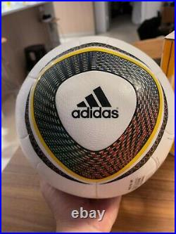 FIFA World Cup South Africa 2010 Adidas Jabulani Match Soccer Ball Size 5