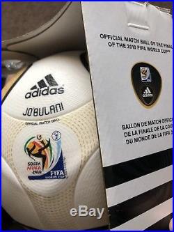Fifa World Cup 2010 Jobulani Adidas Offical Soccer Match Finall Ball