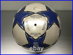 Finale 5 Omb Official Matchball Adidas Uefa Champions League 2005
