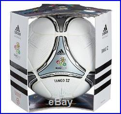 Fußball Adidas Tango 12 Finale Matchball EM-Finale 2012 Kiew OMB Fussball OVP