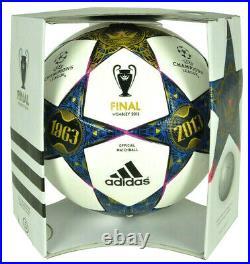 Fussball Adidas Match Ball Final Wembley 2013 OMB Champions League Spielball OVP