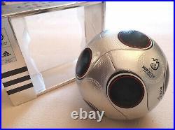 Fussball Europameisterschaft 2008 Adidas Europass Gloria matchball neu