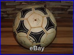 Fussball Weltmeisterschaft Spanien world cup 1982 Adidas Tango Espana matchball